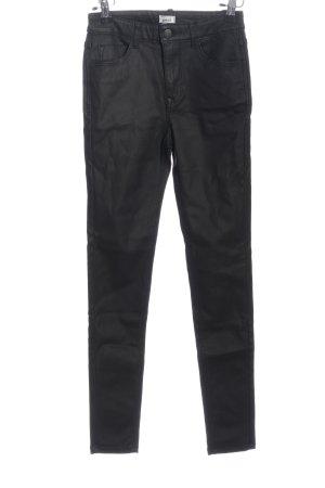 collection pimkie Pantalone a vita alta nero stile casual