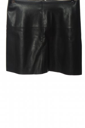 collection pimkie Faux Leather Skirt black casual look