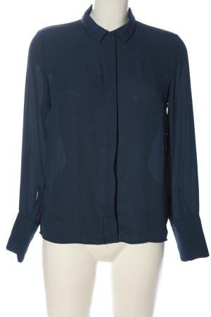 collection pimkie Camicia a maniche lunghe blu stile professionale