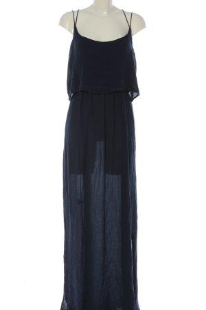 collection pimkie Maxi abito blu stile casual
