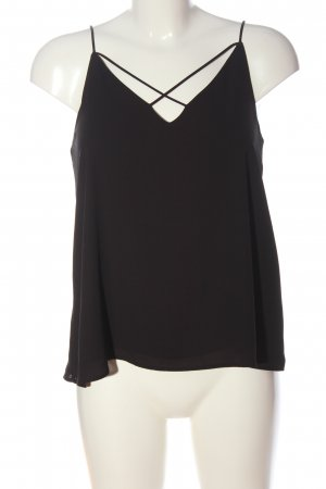 collection pimkie Spaghetti Strap Top black casual look