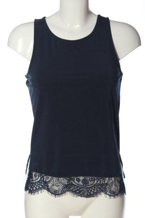 collection pimkie Blusa in merletto blu stile casual