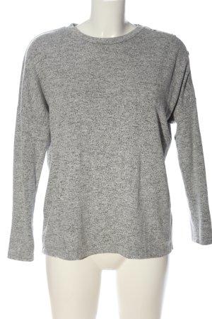 collection pimkie Maglione lavorato a maglia grigio chiaro stile casual