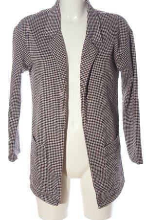 collection pimkie Blazer de tela de sudadera Patrón de tejido look casual