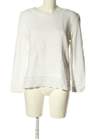 collection pimkie Felpa bianco stile casual