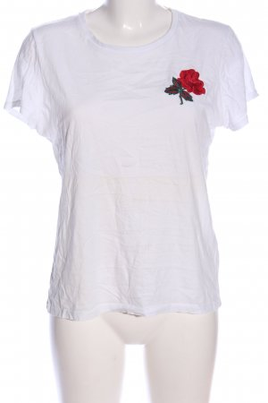 collection pimkie T-shirt bianco stile casual