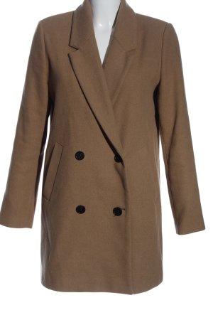 collection pimkie Cappotto invernale marrone stile professionale
