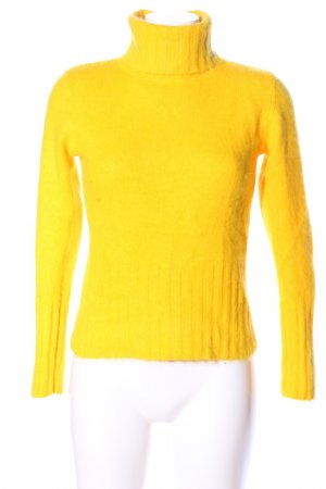 Collection Turtleneck Sweater primrose casual look
