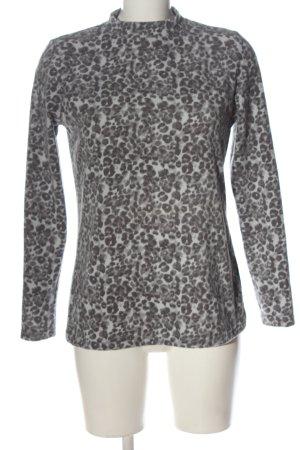 Collection Pull tricoté imprimé allover style décontracté
