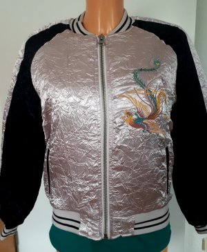 Aniston Blouson universitaire multicolore