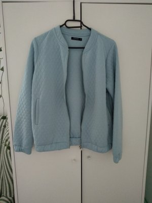 Reserved College Jacket baby blue-azure