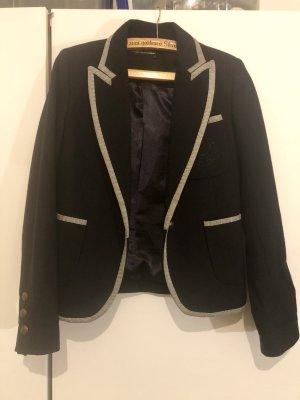 College Style Blazer mit Wolle Größe S