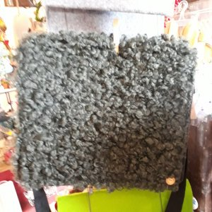 Bid Handmade College Bag grey-khaki