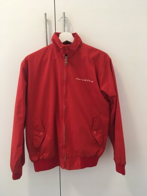College Jacket red
