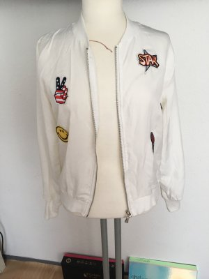 Tkmaxx College Jacket white