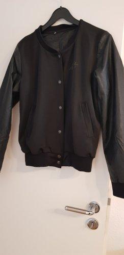 Herrlicher College Jacket black