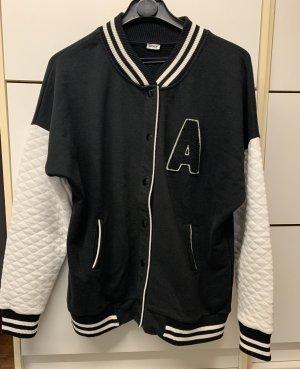 Pimkie College Jacket black-white
