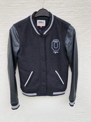 Collegejacke von Only