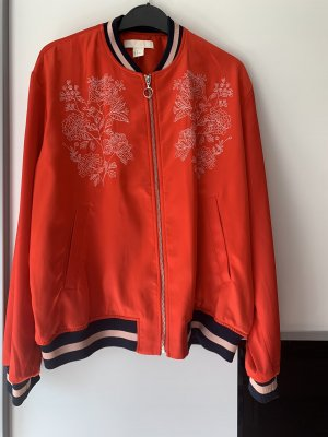 H&M Divided College Jacket red