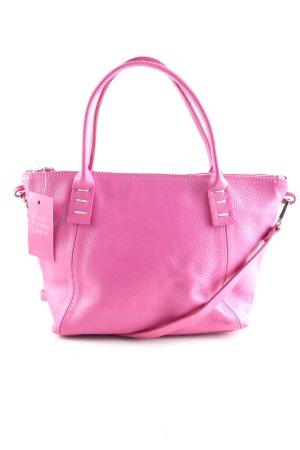 Collezione Alessandro Borsa con manico rosa stile professionale
