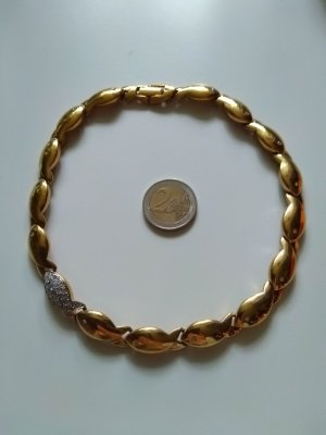 Pierre Lang Collier wit-goud