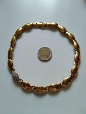 Pierre Lang Naszyjnik biały-złoto