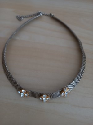 Unbekannte Marke Collana argento