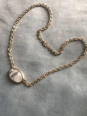 Pierre Lang Collar estilo collier color oro-gris