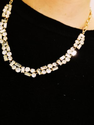 Collier Champagne on Ice Gold