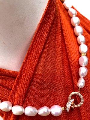 Collier Designer Perlen Kette Unikat