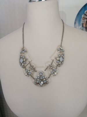 Collier Kette Plexiglas  Party Statement stylisch