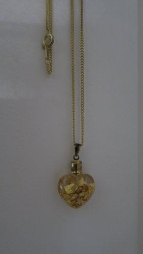 Yves Camani Collar estilo collier color oro
