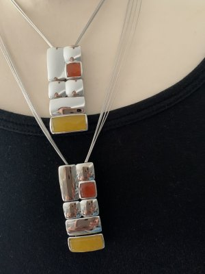 Pierre Lang Collier Necklace multicolored