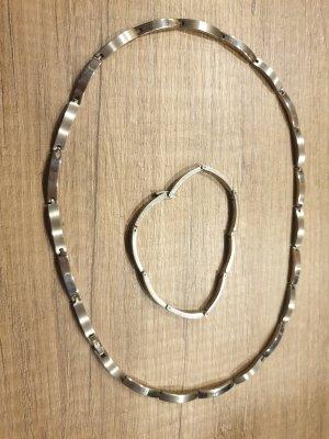 Collier und Armband von Boccia