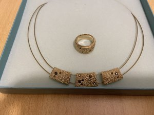 Pierre Lang Collier Necklace gold-colored