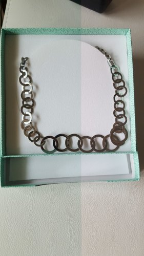 Pierre Lang Collier Necklace silver-colored