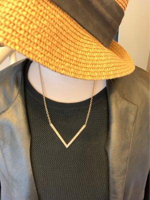 Collierkette in Gold