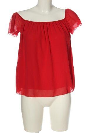 Colloseum Carmen Blouse red elegant