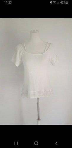 Colloseum Batik shirt wit