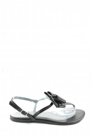 Colloseum Dianette-Sandalen schwarz Casual-Look