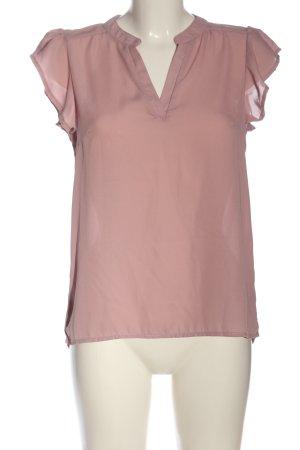 Colloseum Camicia blusa rosa elegante