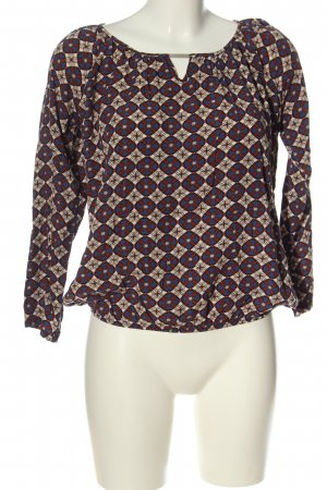 Colloseum Camicia blusa stampa integrale stile casual