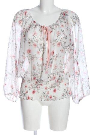 Colloseum Camicia blusa stampa integrale elegante