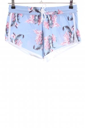 Colloseum Hot Pants Blumenmuster Casual-Look