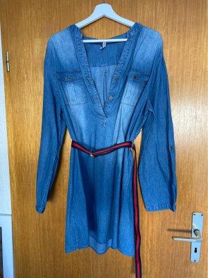 Colloseum Robe en jean bleu