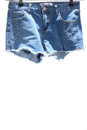 Colloseum Denim Shorts blue casual look