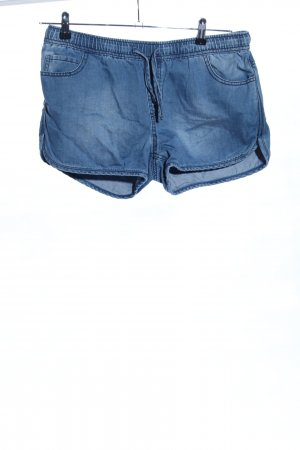 Colloseum Jeansshorts blau Casual-Look
