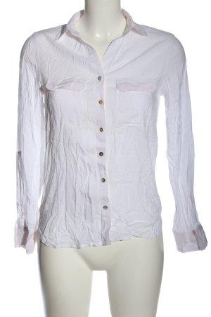 Colloseum Camicia a maniche lunghe bianco stile professionale