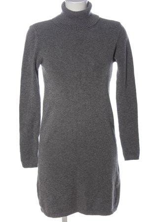 Colloseum Sweaterjurk lichtgrijs casual uitstraling