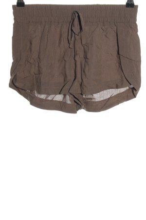 Colloseum Shorts braun Casual-Look
